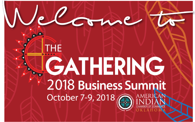 Welcome Gathering graphic