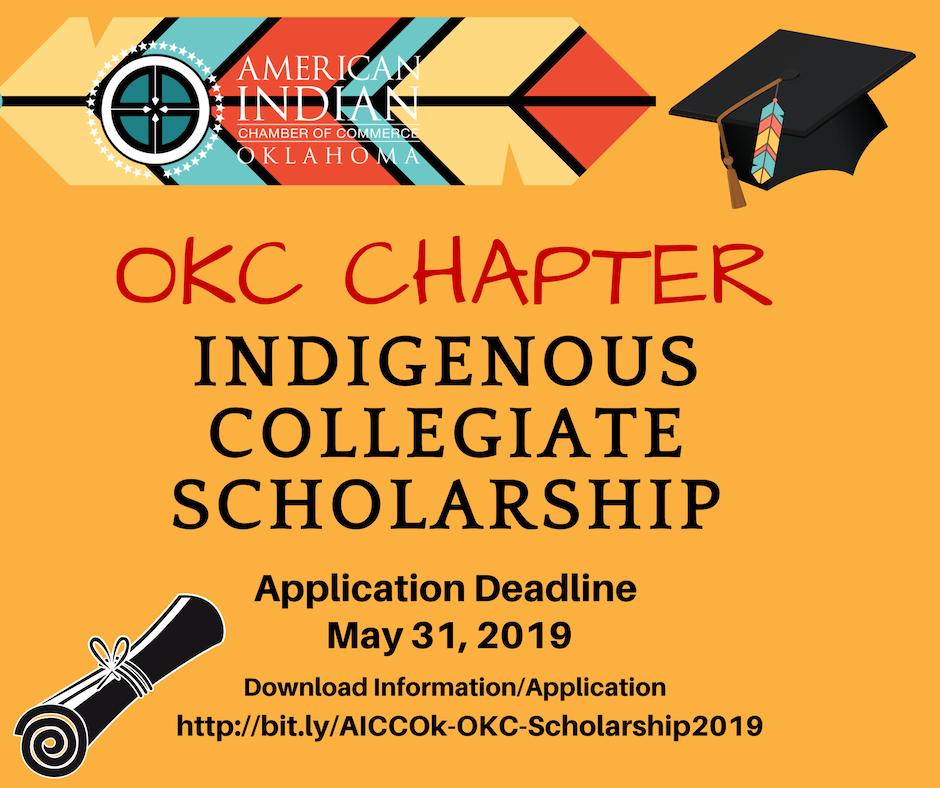 OKC Scholarship 2019