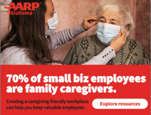 AARP, 70% of Small Biz Employees are Family Caregivers