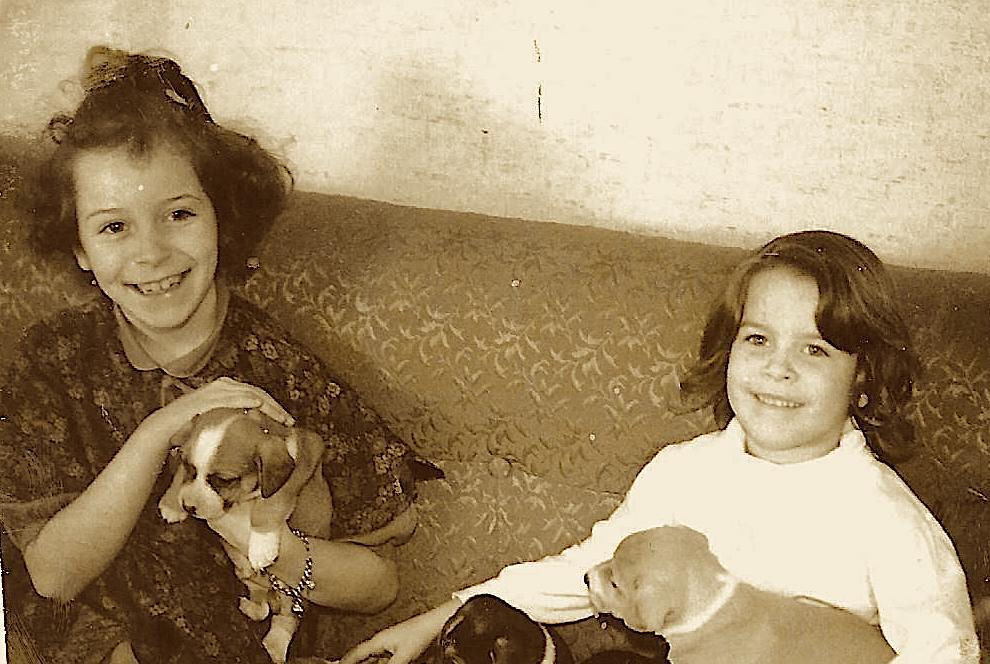 Chahta I Tek Tuklo - Two Choctaw Sisters